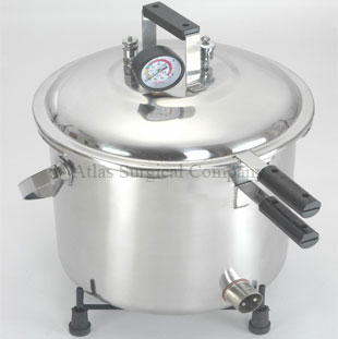 Autoclave Stainless Steel Seamless